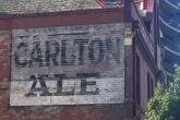 Carlton Ale Sign